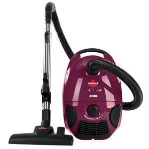 BISSELL Zing Bagged Canister Vacuum