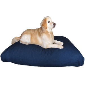 Dogbed4less-XXL-Memory-Foam-Dog-Bed-Pillow