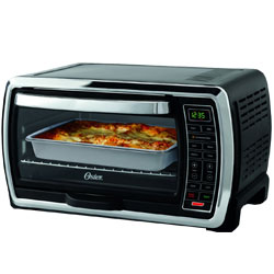 Oster Large Capacity Countertop 6-Slice Digital Convection Toaster Oven