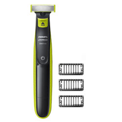 Philips-Norelco-OneBlade-hybrid-electric-trimmer