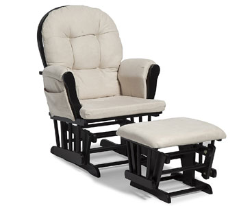 The best baby glider and ottoman set reviews for Stork craft hoop glider